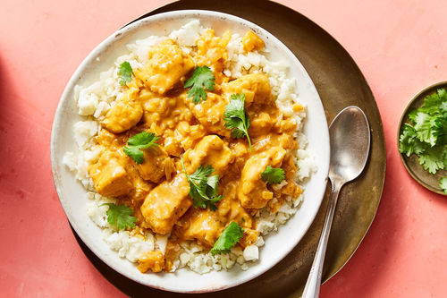 Indian Butter Chicken With Cauliflower Rice Marley Spoon